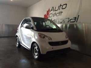 Smart fortwo AUTOM A/C CUIR GR ELECT 2013