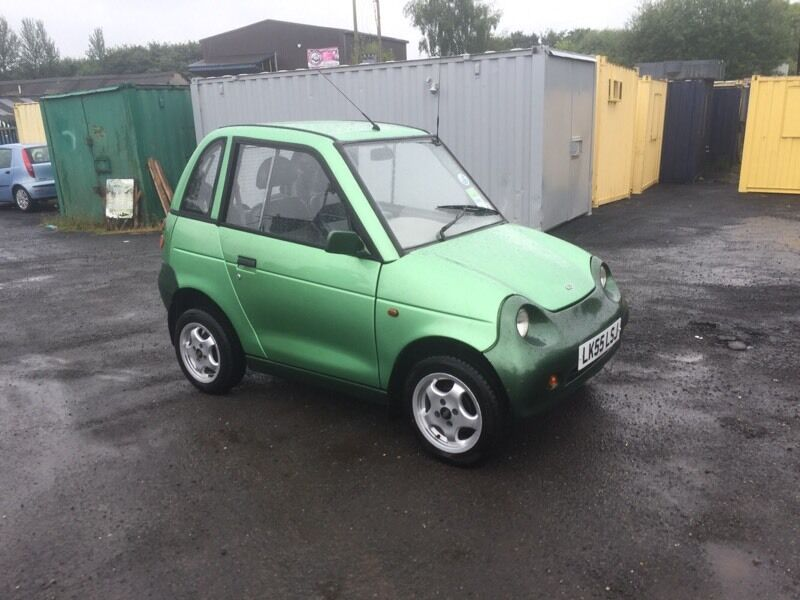 Reva G Wiz Electric Car In Telford Shropshire Gumtree