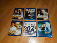 James Bond 007 en BLU-RAY