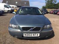 2002 Volvo S60 2.4 D5 SE Saloon 4dr Diesel Manual (171 g/km, 163 bhp)