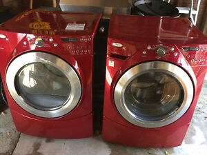 Whirlpool Washer and Dryer - $700 OBO