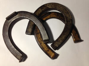 2-1/2lbs drop forged horseshoes - Official