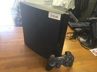 PS3 12GB Super Slim + 3 Months Warranty