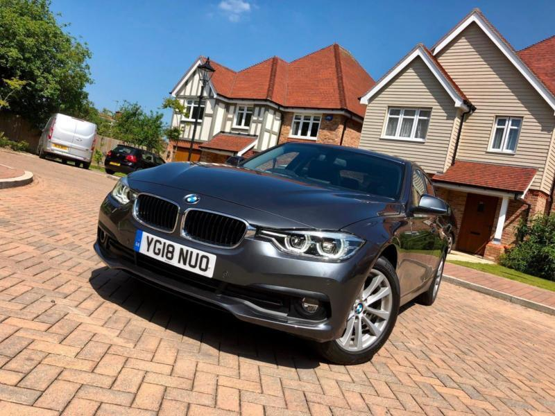 2018 BMW 318 TD Automatic - 18 Reg (Almost Brand New) Full 3 Year ...