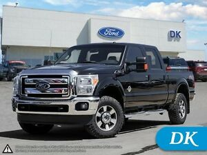 2015 Ford F-350 Super Duty Lariat w/ leather, nav, moonroof ++!