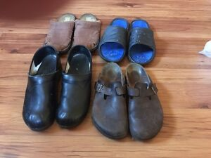 Men's shoes $35 for all 4 pairs