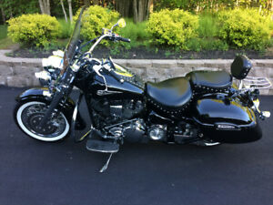 2005 Yamaha  Midnight Star Canadian Special Edition.