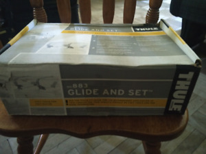 Thule Glide and Set Kayak Carrier no.883