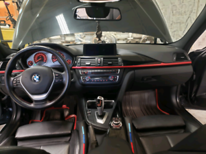 BMW F30 328i XDRIVE SPORTLINE SPORT PACKAGE