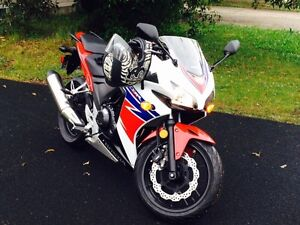 2014 CBR with ABS