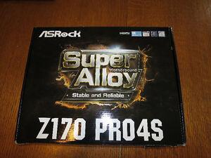 ASRock Z170 Pro4S Motherboard - NIB