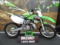 Kawasaki KX 250 Motocross bike