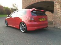 Honda Civic type r EP3 2003