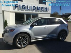 2013 Ford Edge Sport  - Leather Seats -  Bluetooth - $234.05 B/W