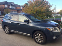 2014 Nissan Pathfinder 4WD For Lease Takeover - Urgent
