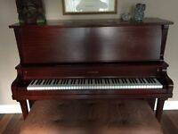 Stanley stand up Piano For Sale Great Price 500$