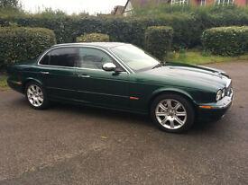 2004 Jaguar XJR Super V8 Racing Green Metallic 52,000 Miles