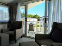 Pre Loved Static Caravan -3 Bed Willerby Avonmore 2018 For Sale - Cornwall, Bude