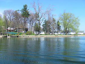 ST. LAWRENCE RIVER HOME + 5 RENTAL UNITS