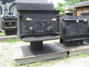Good Used Wood Stoves / Woodstoves and Chimney Pipe