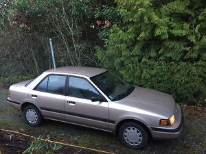 1994 Mazda Protege Sedan