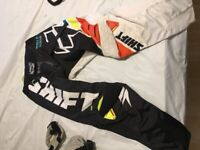 Motocross pants. Shift MC