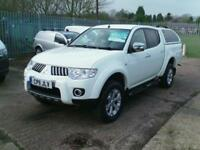Mitsubishi L200 Warrior Long bed Double Cab DIESEL MANUAL 2011/11