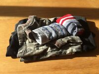 Small bundle of boys clothes age 18-24 months