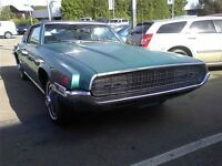 ***THUNDERBIRD WANTED***1967 -1971 ONLY!***
