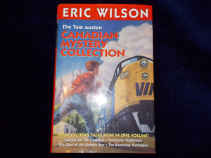 Eric Wilson--The Tom Austen-Canadian Mystery Collection London Ontario image 1