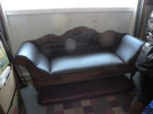 Antique Newfoundland Couch