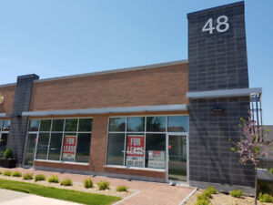 New Ajax Plaza For Lease