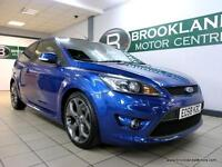 Ford Focus 2.5 ST-3 [2X SERVICES, SAT NAV, LEATHER, SUNROOF and HEATED SEATS]