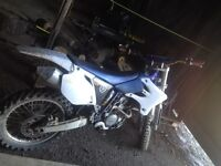 selling 2003 yz250f