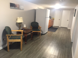 $750/$750 Two BR - Shared Ground Level Suite, E 54 & Fraser
