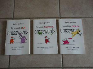 Brand new Set of 3 The New York Times Crossroads book set London Ontario image 2