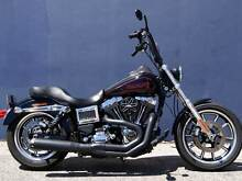 2014 HARLEY-DAVIDSON DYNA LOW RIDER Cannington Canning Area Preview