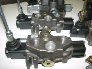 Hydraulic Pumps, Motors, Valves, Cylinders For Sale.