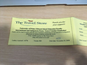 Win a $3000 travel voucher to The Travel Store