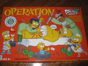 Simpson's Operation game St. John's Newfoundland image 1