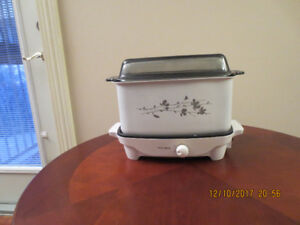 West Bend Slow Cooker and Grill. $20.00 obo