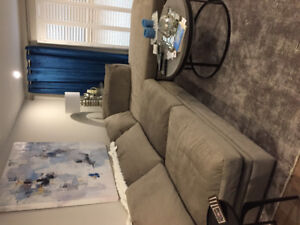 Gorgeous  New Sectional with Chaise For sale