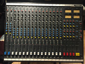 SoundCraft 200B Analog Console MINT CONDITION