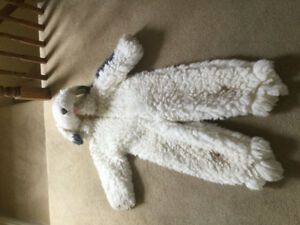 Youth Halloween Sheepdog Costume