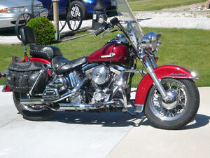 One owner Heritage Softail Clasic NEW PRICE