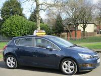 Vauxhall/Opel Astra 1.7CDTi 16v ( 110ps ) EcoFLEX 2011 SRi