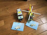 Playmobil mountain rescue set