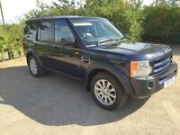 2007 R LAND ROVER DISCOVERY 2.7 3 TDV6 SE 5D 188 BHP DIESEL