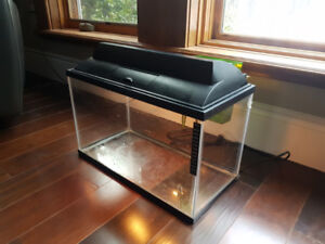 20 gal Fish tank for sale