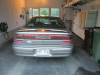 1997 Chrysler Intrepid Berline